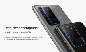 Dán camera Galaxy S20 Ultra - hiệu Nillkin (1 miếng)